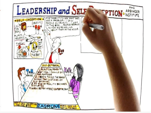 Leadership And Self deception Slide 2