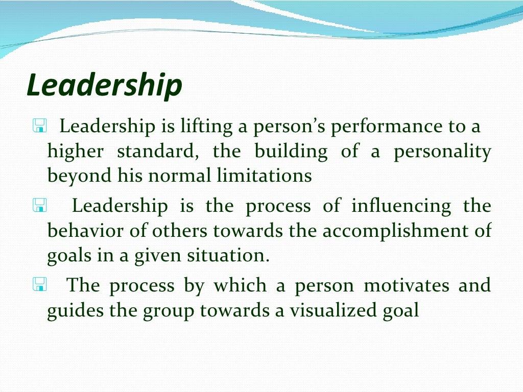 Leadership skills page 3