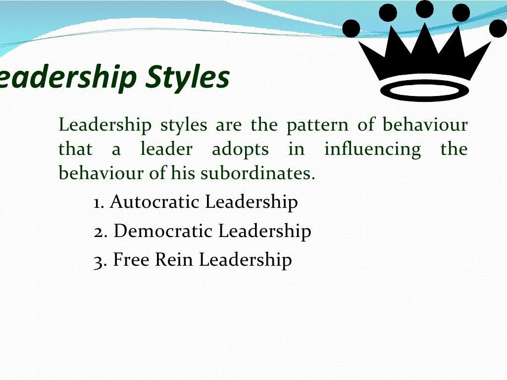 Leadership skills page 7