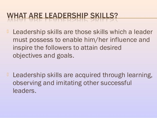 what qualities does a leader have to possess An effective team leader has a variety of traits and characteristics that encourage team members to follow him team leaders naturally possess certain qualities, such as compassion and integrity, or learn leadership skills through formal training and experience.
