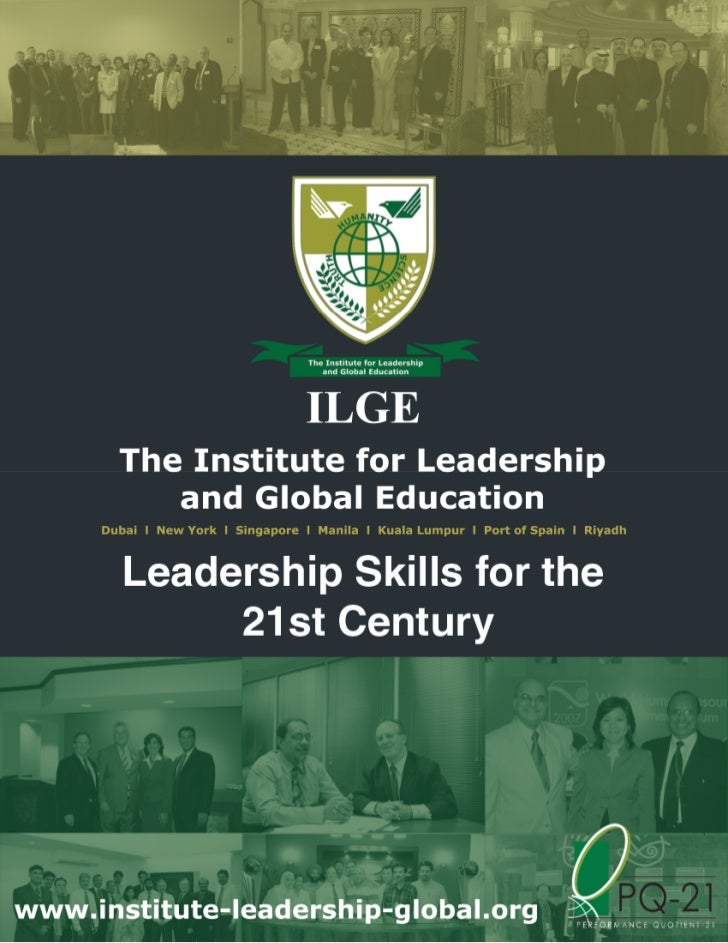 Leadership Skills for the                                    21st Century (LS010b) - half                                 ...