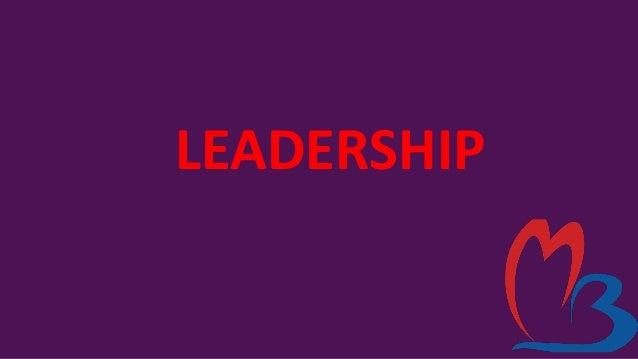 Leadership skills from animal kingdom Slide 2