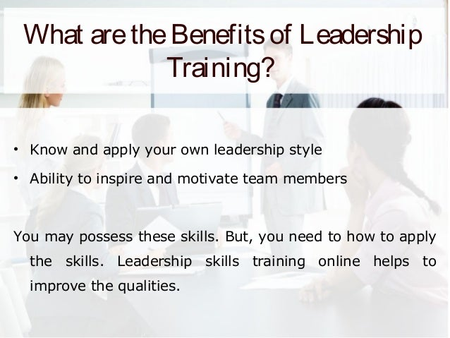 The Top 10 Benefits Of Leadership