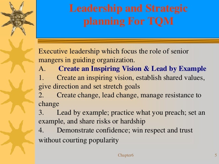 compare and contrast the roles of shared vision values and actions in change leadership These five disciplines: a shared vision (1), mental models (2), team  the  discipline where the focus of change management should be the 5  and  generalizations people have which influence their actions  one important  value senge describes is openness  insights discovery part 2: the 8 roles.