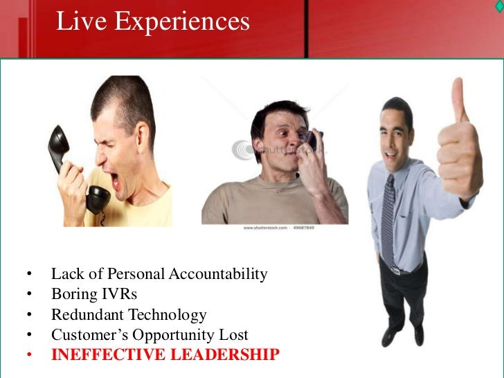 Leadership Strategies for High Performance Contact Centres Slide 2