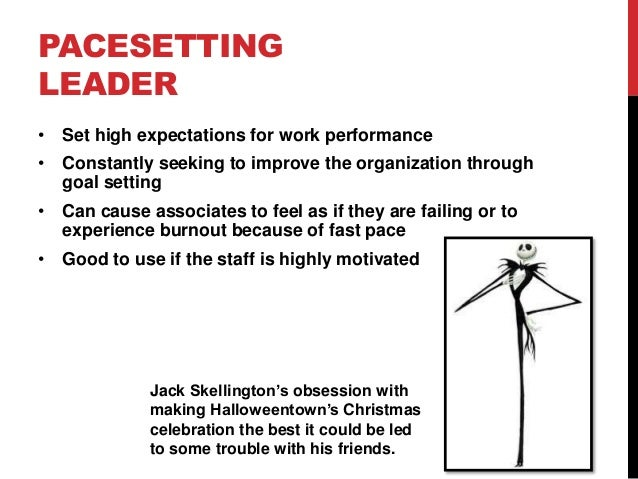 pacesetting leadership Join him on a journey of discovery as he shares the secrets of developing the heart of an authentic leader in the art of pacesetting leadership dave has trained tens of thousands of men and women in developing the skills they need for true, pacesetting leadership.
