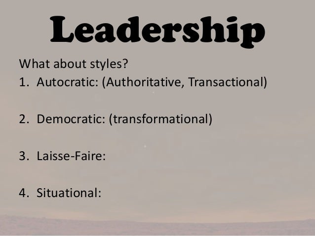 leadership styles in nursing Nurse managers play a vital role in the healthcare system their leadership efforts can affect all aspects of a the profession, including job satisfaction, employee.