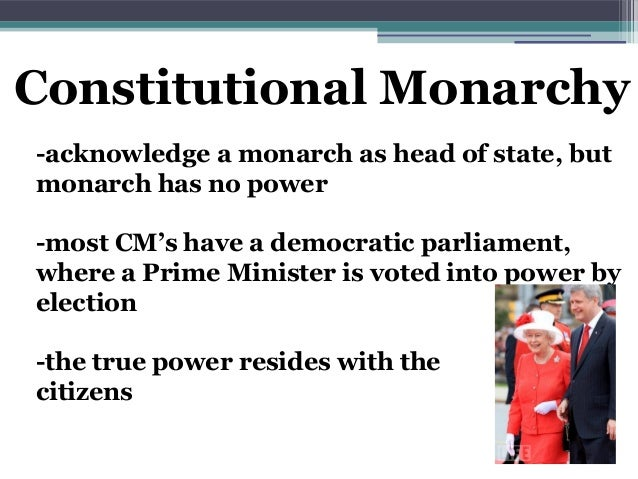 """monarchy and leadership styles But the british monarchy is more than an interesting quirk of history  than """" conventions"""" by which the australian westminster-style democracy."""