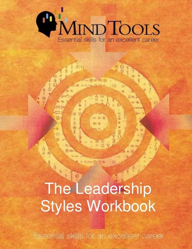 The Leadership Styles Workbook