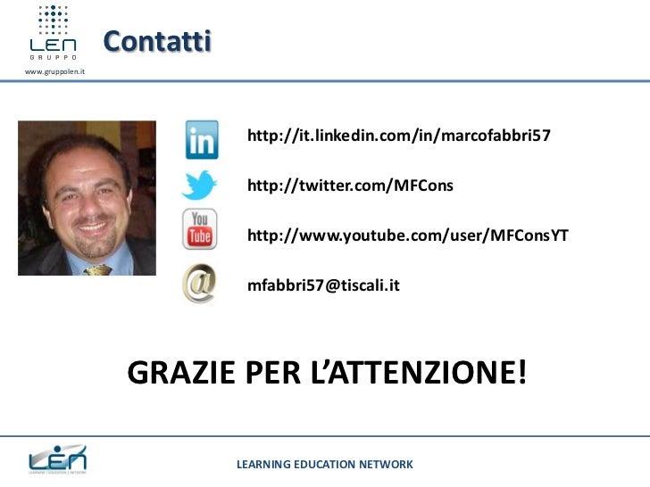 Contattiwww.gruppolen.it                               http://it.linkedin.com/in/marcofabbri57                            ...