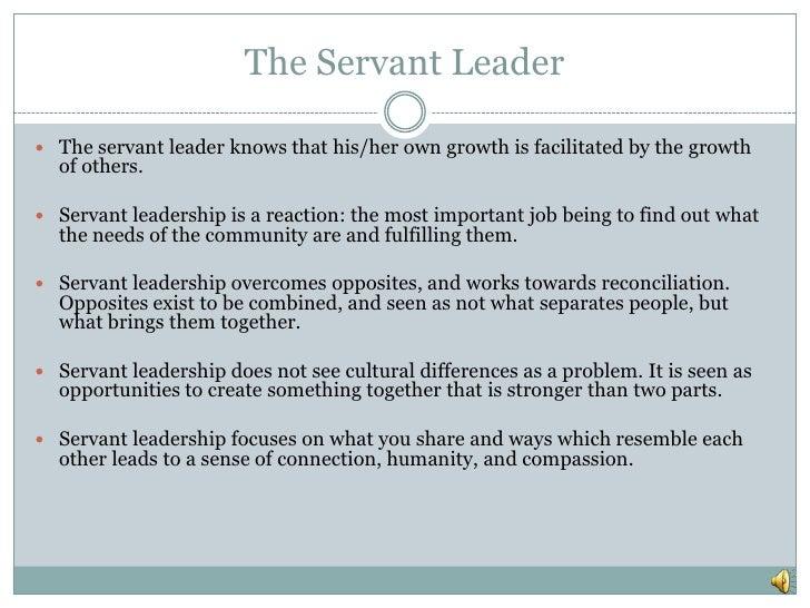 Steward Leadership