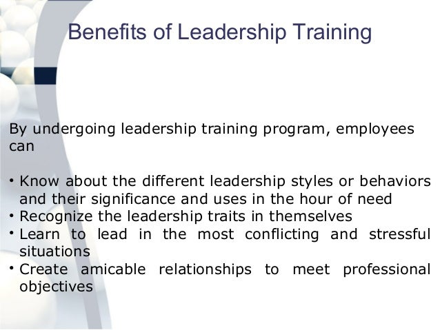 advantages of a leader The advantages and disadvantages of adopting a coaching and mentoring system in an organization atif masood chaudhry sbe, university of management and technology introduction employees of an organization are the key assets which enable the firm to attain organizational goals as well as facilitate it.