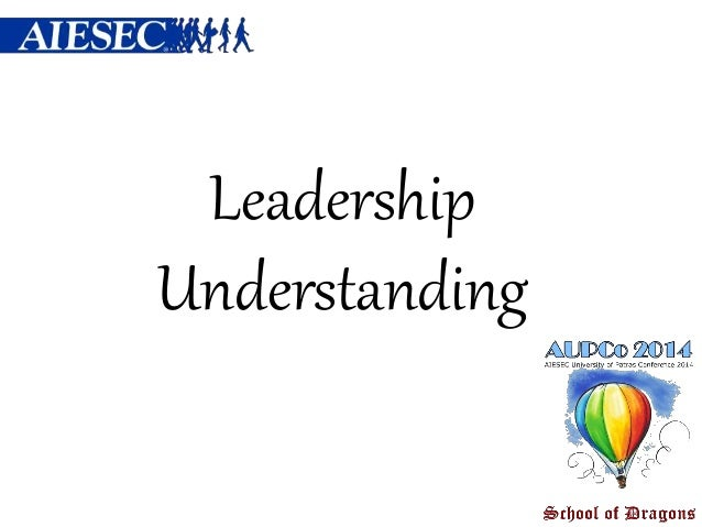 Leadership Understanding