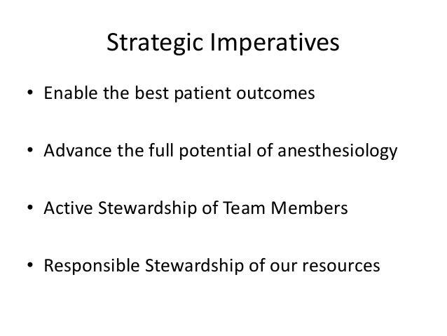 Active Stewardship of Team Members
