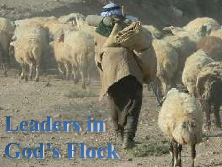 Leaders in God's Flock<br />