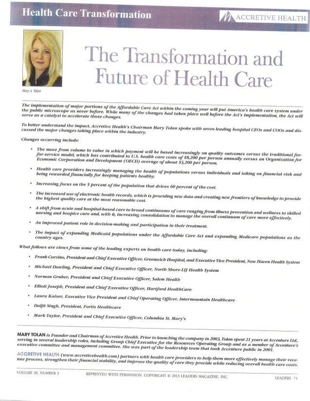 Leaders magazine   volume 36 number 3 - 2013