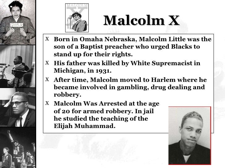 what did malcolm x do