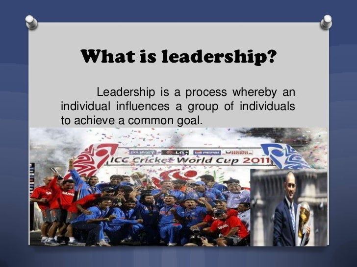 Chapter The Dimensions of Leadership