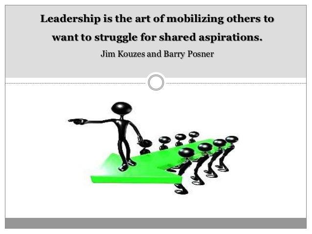 Leadership and management Slide 2