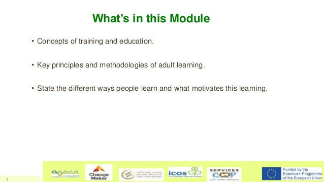 Learning Styles - Training for trainers - LeadFarmProject Slide 3