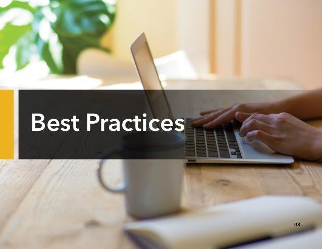 Best Practices 08