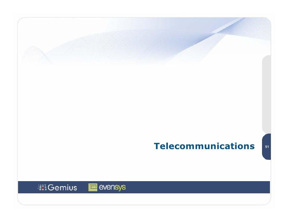 Telecommunications   51