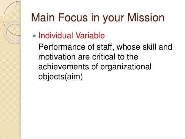 managing people and performance Managing people the effective management of people in an organization requires an understanding of motivation, job design, reward systems, and group influence.