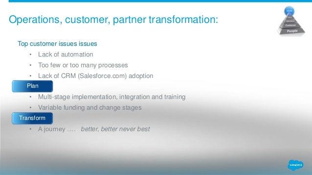 Leadingast Com Leading A Sales Transformation Dreamforce