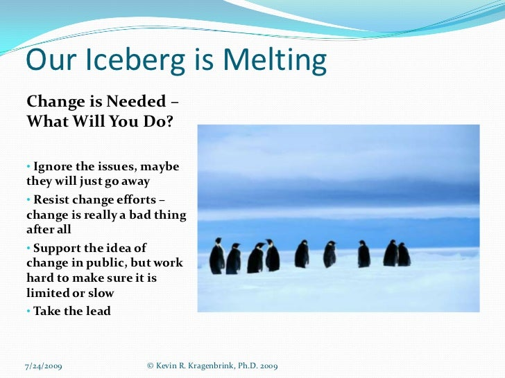 Leading Change In Your Organization or Community Slide 3