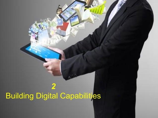 2 Building Digital Capabilities