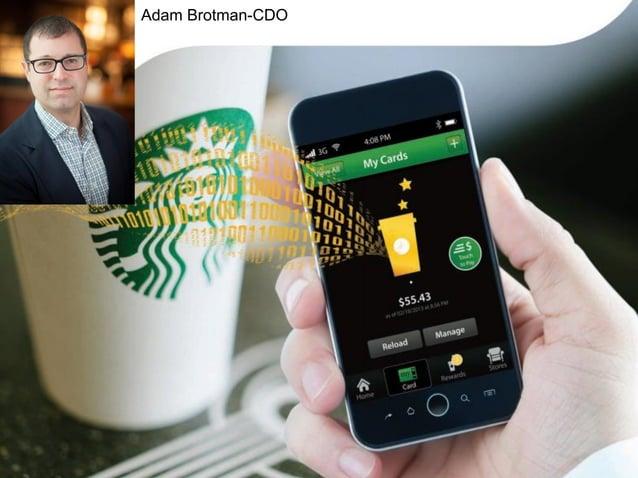 Adam Brotman-CDO