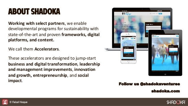 How To Lead Digital Transformations