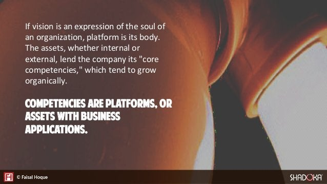 Sooner or later almost every organization needs to transform or diversify from their original market intent.  Disruption &...