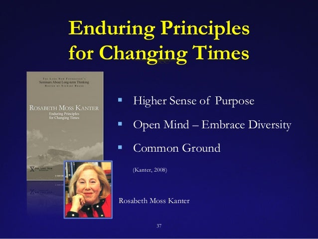 Leadership for Change: Enduring Skills for Change Masters