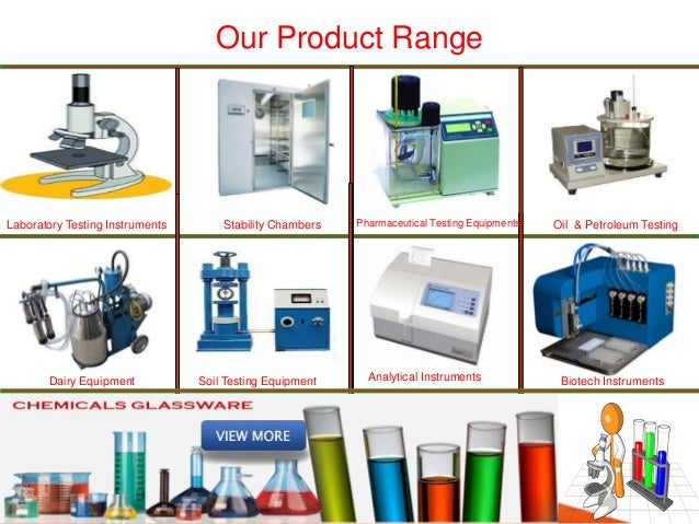 Laboratory Test Instruments : Leading manufacturer and exporter of scientific