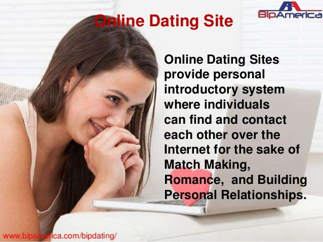 Online dating sites pod