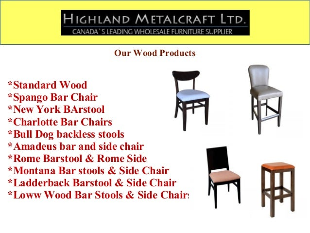 Leading restaurant furniture supplier edmonton