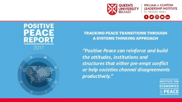 what is positive peace
