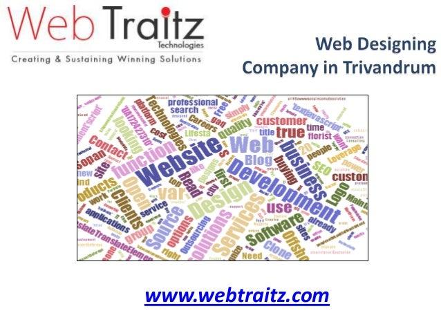 Leading Web Design Development Company In Trivandrum