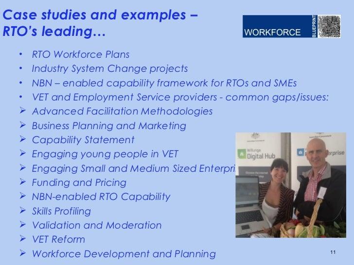 rto business plan
