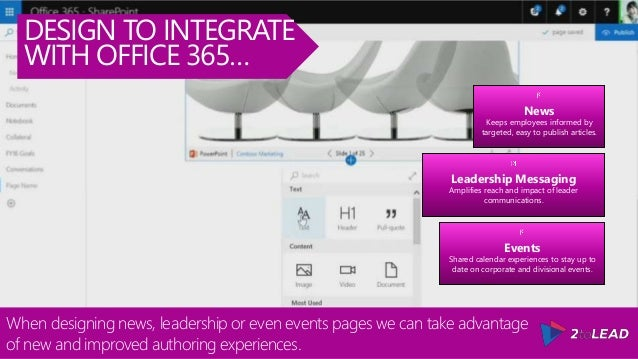 Office 365 website design office 365 wants you to build for Office design 365