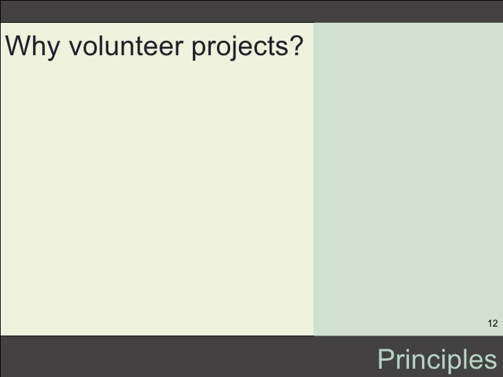 Volunteer projectasda