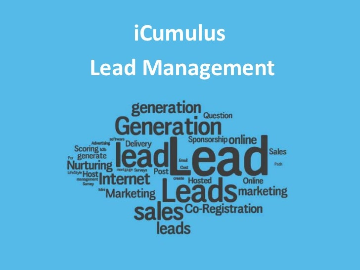 iCumulusLead Management