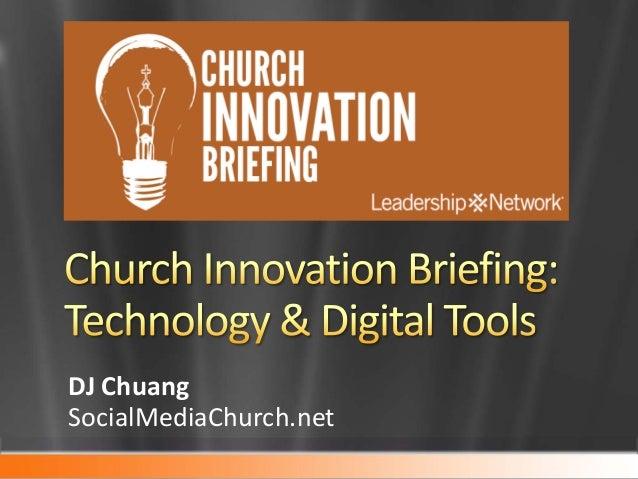 DJ Chuang SocialMediaChurch.net
