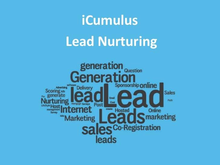 iCumulusLead Nurturing