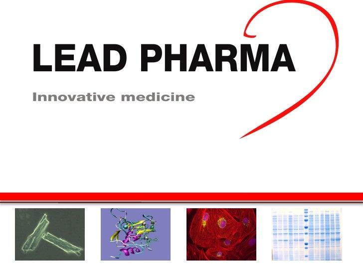 Ad W. van GorpMede-oprichter en CEO van Lead Pharma Holding BV