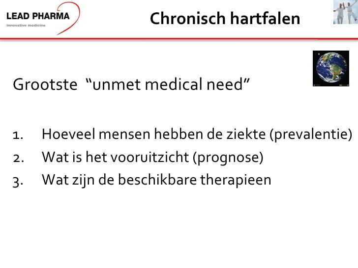 Lead pharma ad van gorp 25022012 for Prognose hartfalen