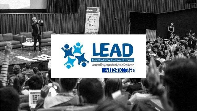 ¿QUÉ ES AIESEC? AIESEC es la organización de estudiantes más grande del mundo. Somos la plataforma internacional para que ...