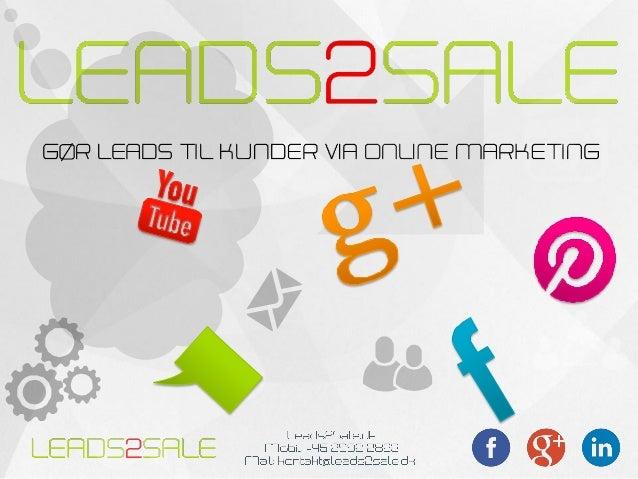 Jeg er en salgsorienteret marketingprofil, som hjælper virksomheder med at optimere deres digitale indsats samt skabe et s...