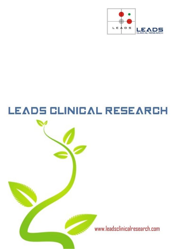 www.leadsclinicalresearch.com
